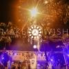 panfleto Réveillon Make a Wish