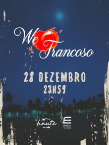 panfleto We Love Trancoso