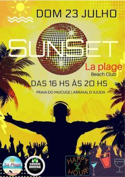 panfleto Sunset