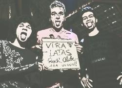 panfleto Vira Latas