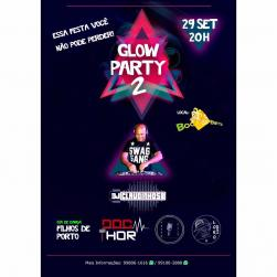 panfleto Glow Party 2
