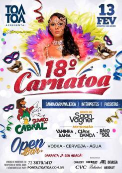 panfleto 18° CarnaToa