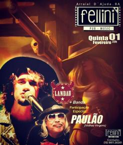 panfleto Landau + Paulão (Velhas Virgens)