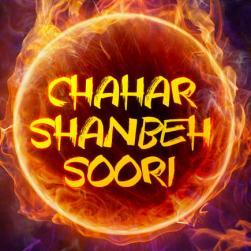 panfleto Comemoração do 'Charshanbe soori'