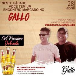panfleto Eder Bahia e André Alves