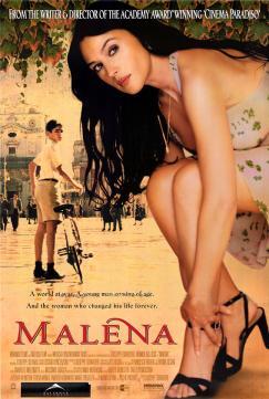 panfleto 'Malena'