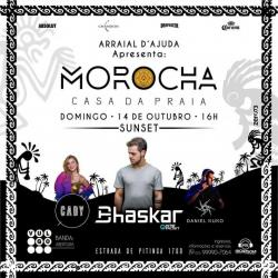 panfleto Bhaskar, Cady, Vulgo - Festa de Inauguração