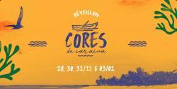 panfleto Cores de Caraíva - Beleza Rara