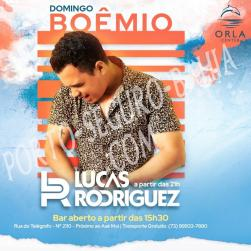 panfleto Lucas Rodriguez - cancelado