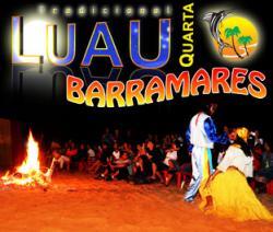 panfleto Luau Barramares - cancelado