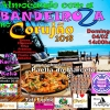 panfleto Paëlla de Carnaval Bandeiroza