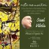 panfleto Vernissage do artista plástico Saul Vilela