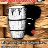 panfleto Bloco Africanidade