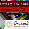 panfleto Lavagem do Mucugê - Bloco Orunmilá