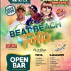 panfleto Beat Beach Folia