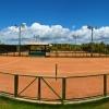 panfleto Torneio de Tênis Feminino
