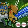 panfleto Forró do Gallo 2018 - Brasil x Costa Rica