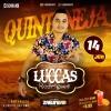 panfleto Quintaneja com Luccas Rodrigues