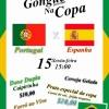 panfleto Gonguê na Copa - Portugal x Espanha