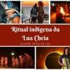 panfleto Ritual indigena Pataxó da Lua Cheia + Isaac do Accordeon