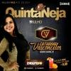 panfleto Quintaneja com Catarina Vasconcelos