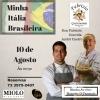 panfleto Jantar Minha Itália Brasileira