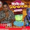 panfleto Juninho Top 10