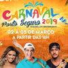 panfleto Carnaval Porto Seguro 2019