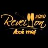 panfleto Réveillon Axé Moi 2020