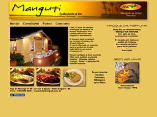panfleto Manguti