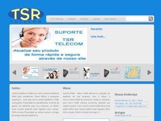 panfleto TSR - Telecom