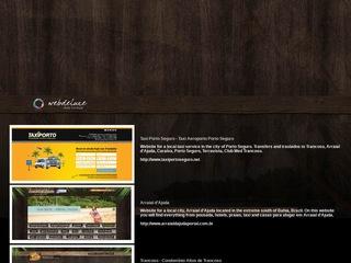 panfleto Webdeluxe